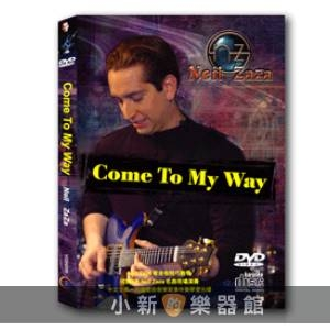 Neil Zaza美國GIT名師-最新電吉他教學DVD