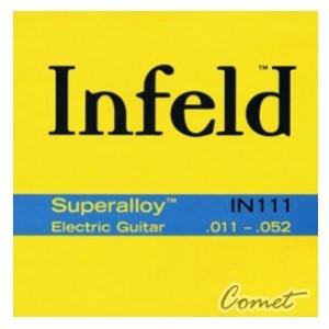 Thomastik Infeld奧地利手工電吉他弦 (Infeld系列: IN111 (11-52)電吉他弦【進口弦專賣店/IN-111/手工弦】