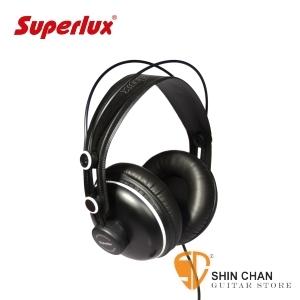 superlux耳機> Superlux HD662F 專業監聽級封閉式耳機【HD-662F】