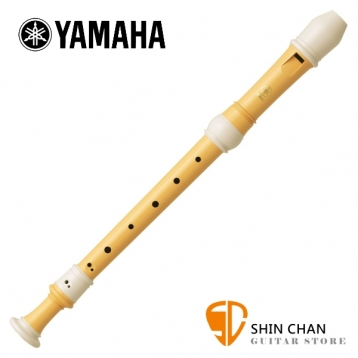 Yamaha 山葉 YRA-402B 巴洛克式 F調 中音直笛 附原廠收納袋 原廠公司貨【YRA402/YRA402B】