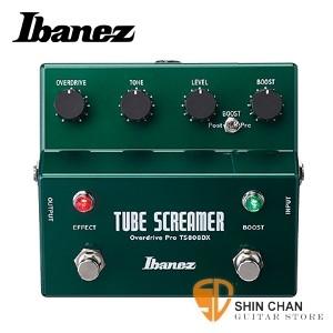 效果器 ► Ibanez TS808DX 失真/增益效果器【Tube Screamer w/Booster】