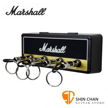 新版二代 Marshall JCM800 Standard 鑰匙圈座 / 鑰匙圈經典音箱造型 鑰匙座 標準款(4支鑰匙圈/1個鑰匙座)聯名 Pluginz  Marshall JCM800 Jack Rack 2.0