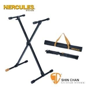 樂器行 ► HERCULES KS118B 單X型鍵盤架 附原廠收納袋【KS-118B】