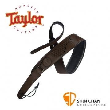 美國 Taylor 63004 真皮吉他背帶【木吉他/電吉他/電貝斯適用】