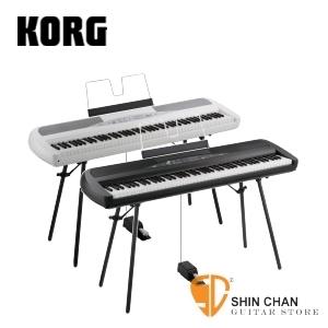 KORG電鋼琴►Korg SP280 88鍵 數位電鋼琴 SP 280 / 數位鋼琴/原廠樂譜架,原廠腳架,原廠延音踏板,原廠公司貨,兩年保固 sp-280