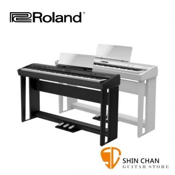 Roland FP-90 樂蘭 88鍵 數位電鋼琴 附原廠琴架、三音踏板、中文說明書、另附琴椅 支援藍芽連線【FP90】