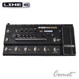 Line 6 POD HD400 效果器