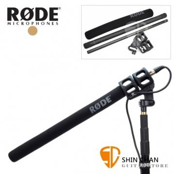 RODE NTG8 長槍型/槍型電容式麥克風NTG-8 台灣總代理公司貨保固