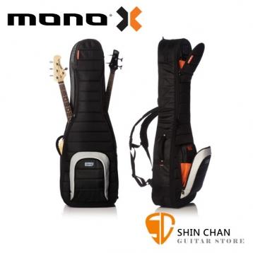 美國MONO M80 Dual 2B 新款/二支貝斯袋 軍事化防震防潑水 M80 2B-BLK