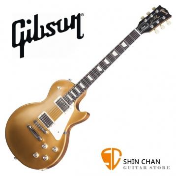 GIBSON 2017 Les Paul Tribute T 電吉他 Satin Gold Top/金色 台灣總代理/公司貨 附贈GIBSON電吉他袋