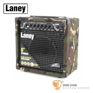 Laney 迷彩限量款 LX20R CAMO 20瓦 電吉他音箱【LX-20R】