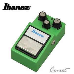 Ibanez Tube Screamer TS9 經典破音效果器單顆(原廠公司貨)