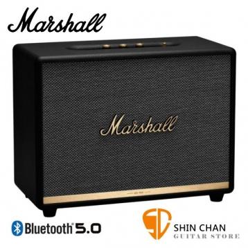 Marshall Woburn II 藍牙喇叭 經典黑 全新2代 Woburn Ⅱ 無線喇叭 藍牙音箱音響 / 台灣公司貨