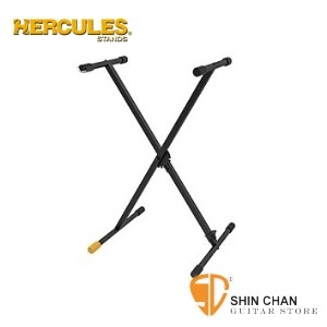 樂器行 ► HERCULES KS100B 單X型鍵盤架【KS-100B】