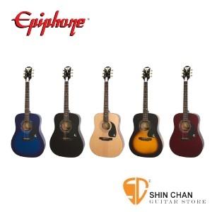 木吉他 ► Epiphone PRO-1 民謠吉他 D桶身 附吉他袋、背帶、Pick、移調夾【PRO1】