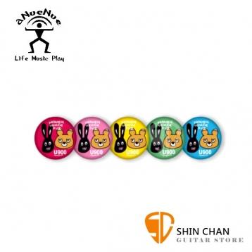 U900 烏克麗麗/ukulele 別針造型徽章/胸章/紀念章 aNuenue