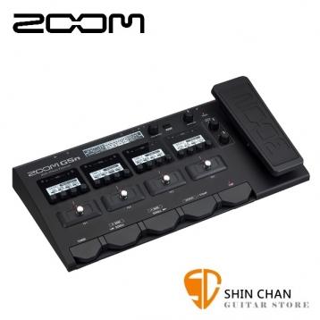 ZOOM G5N 電吉他綜合效果器 附變壓器 原廠公司貨【全新進化機種】