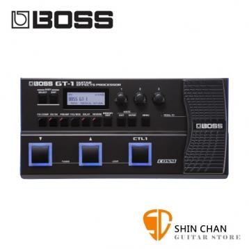 Boss GT-1 吉他綜合效果器 原廠公司貨 一年保固【GT1】
