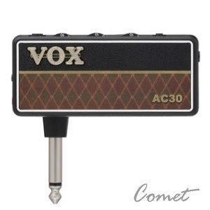 VOX amPlug2 隨身前級效果器(AC-30)日本製造 (加贈輸出轉接頭/AC30/AP2-MT)