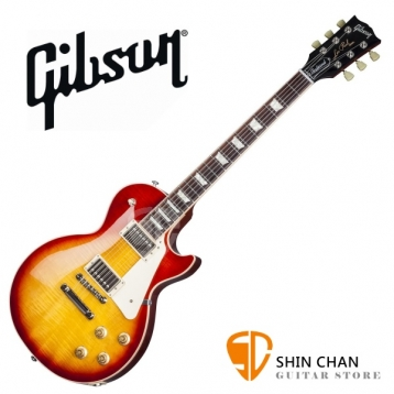 GIBSON 2017 Les Paul Traditional T 電吉他 Heritage Cherry Burst  櫻桃漸層 台灣總代理/公司貨 附贈GIBSON電吉他硬盒/case