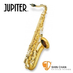 jupiter薩克斯風  ▷  JUPITER JTS-500Q 次中音 薩克斯風(原型號 JTS-587GL-FQ)Tenor SAX  附原廠攜行盒/原廠公司貨/一年保固【JTS500】