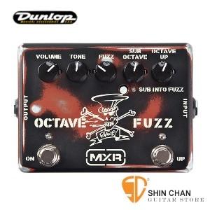 樂器行 ► Dunlop SF01 八度音/法滋破音效果器 Slash簽名款【SF-01/Slash Octave Fuzz】