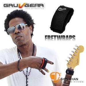GRUV GEAR 雜音消除束帶FRETWRAPS 錄音/點弦/表演【共三種尺寸】(吉他/烏克麗麗/貝斯 通用)顏色為隨機出貨