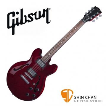 GIBSON ES-339 Studio 電吉他 Wine Red 紅(ES339 半空心電吉他/爵士吉他) 台灣總代理/公司貨 附贈GIBSON電吉他硬盒/case