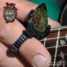 美國製造Jamkat(專利)Pick & 指法切換器【彈吉他不再考慮要用Pick或手指,用這就對了!】