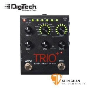 DigiTech TRIO PLUS 自動伴奏單顆效果器【TRIO+】
