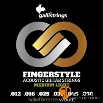 Galli GFS-1256民謠吉他弦(12-56)【Galli品牌/木吉他弦專賣店/GFS1256】