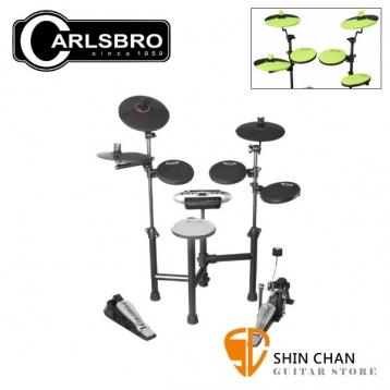 CARLSBRO 英國品牌 CSD130 電子鼓 附多樣配件 媲美TD4KP【CSD130A】攜帶型可摺疊/電子鼓組