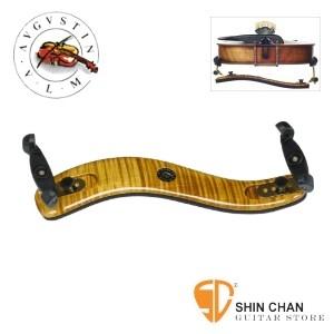 VLM AUGUSTIN PROFESSIONAL 楓木小提琴肩墊 (GOLD) 3/4 4/4 適用 Maple Wood 【VIVA 304434G-L】