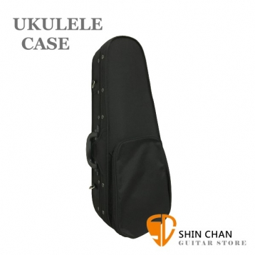 Ukulele 23吋 烏克麗麗專用輕體盒 附背帶