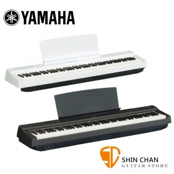YAMAHA P125 電鋼琴 / 數位鋼琴 88鍵 台灣山葉原廠公司貨( P115 後續機種 P-125 )單琴體