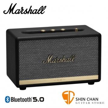 Marshall Acton II 藍牙喇叭 經典黑 全新2代 Acton Ⅱ 無線喇叭 藍牙音箱音響 / 台灣公司貨