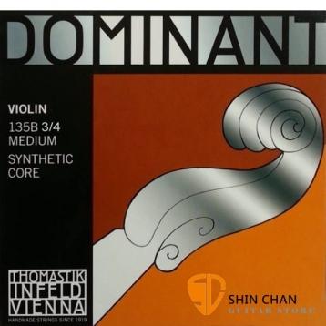 DOMINANT 135B 3/4 小提琴弦 (Made in Austria) 公司貨