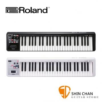 Roland A-49 鍵盤 / 49鍵 專業 MIDI 主控鍵盤 A49 / MIDI Keyboard Controller 台灣樂蘭公司貨