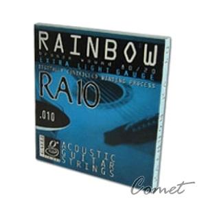 Galli RA-10 青銅民謠吉他弦(10-47)【Galli品牌/木吉他弦專賣店/義大利弦/RA10】