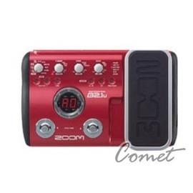 ZOOM B2.1U 電貝斯綜合效果器 (含踏板/原廠一年保固)