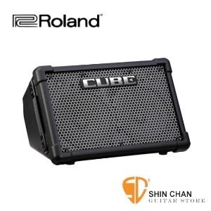 Roland 樂蘭 Cube Street EX 街頭藝人專用音箱 進階版 【Cube Street 進階版/可裝電池/可接變壓器】另贈獨家好禮