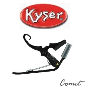 美國 Kyser KG-3B SHORT-CUT 三弦專用特殊短夾 (特殊夾三弦/KG3B)