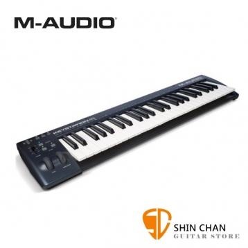 M-AUDIO Keystation 49 MKii / mkⅡ  49鍵 二代 USB主控鍵盤/ MIDI鍵盤 台灣公司貨