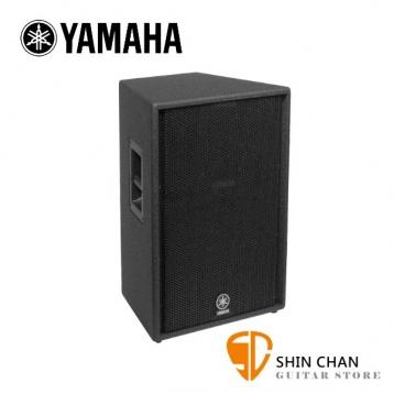 YAMAHA R115 15英吋 2路外場喇叭【單一顆】