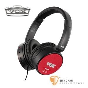 VOX amPhones BASS 耳罩式前級 效果器/音樂 兩用耳機【電貝斯專用/音樂專用】