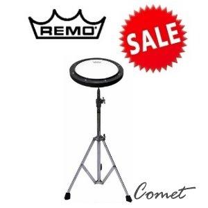 REMO 8吋-練習用打點板組 + 專用腳架