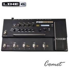 Line 6 POD HD300 效果器