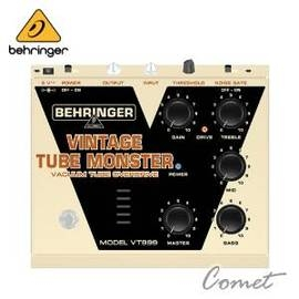 Behringer VT999 經典電子管過載效果器【Behringer效果器/VT-999】