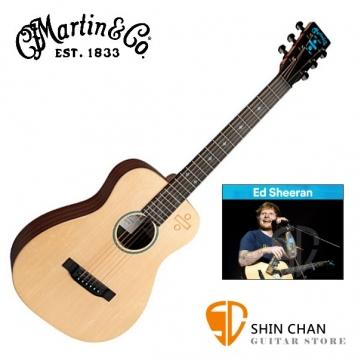 全球絕版↘ Martin X Ed Sheeran 紅髮艾德 限量簽名款 可插電小吉他/旅行吉他/電木吉他(雲杉木面單)附吉他袋 Ed Sheeran ÷ Signature Edition