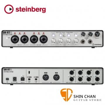Steinberg UR-RT4 錄音介面 6進4出 24-bit/192kHz Yamaha 原廠公司貨 一年保固 UR RT4